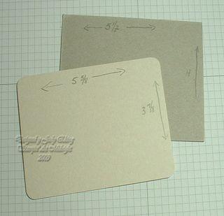 Coaster-measurements
