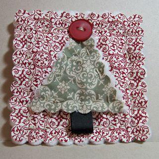 Fabric-Coaster